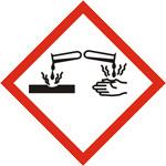 Gefahrenhinweis-Piktogramm-Aetzend-Hand