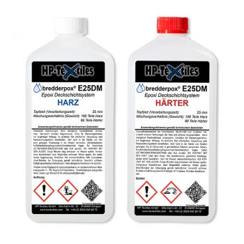 Epoxy Resin - Covering System, Gelcoat | E25DM