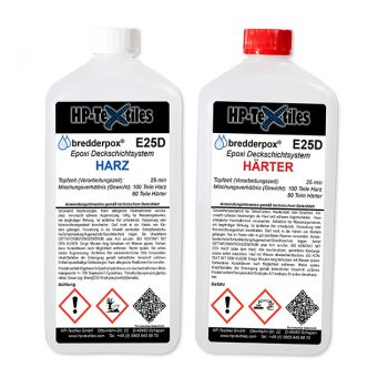 Epoxy Resin - Covering System , Topcoat | E25D