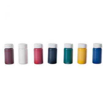 Set of 7 x 20 g Pigment paste (liquid) | FP