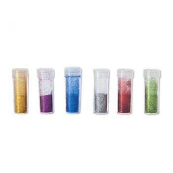 Glitter Set 6 x 10 mL | GL6