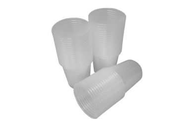 500 ml Plastic cup (50 pc.) | L1064