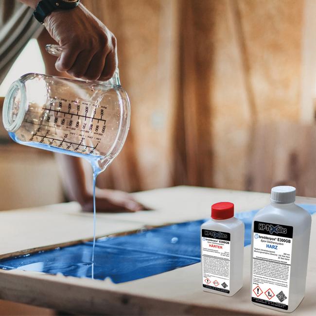 0,6 kg EP Epoxidharz glasklar Gießharz bis 1 cm mittelviskos schnell 1,0 kg