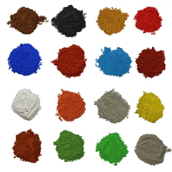 Covering Colour Pigments