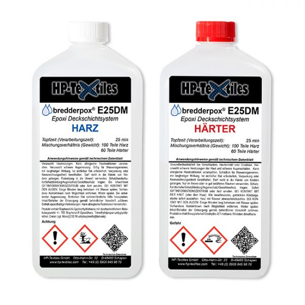 Epoxy Resin - Covering System - Gelcoat | E25DM