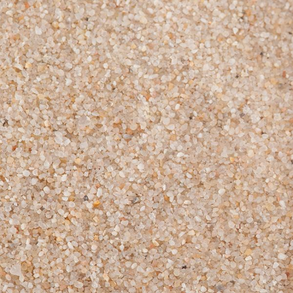 Quartz sand 0 to 1mm - Filler for Epoxy-Systems | QS